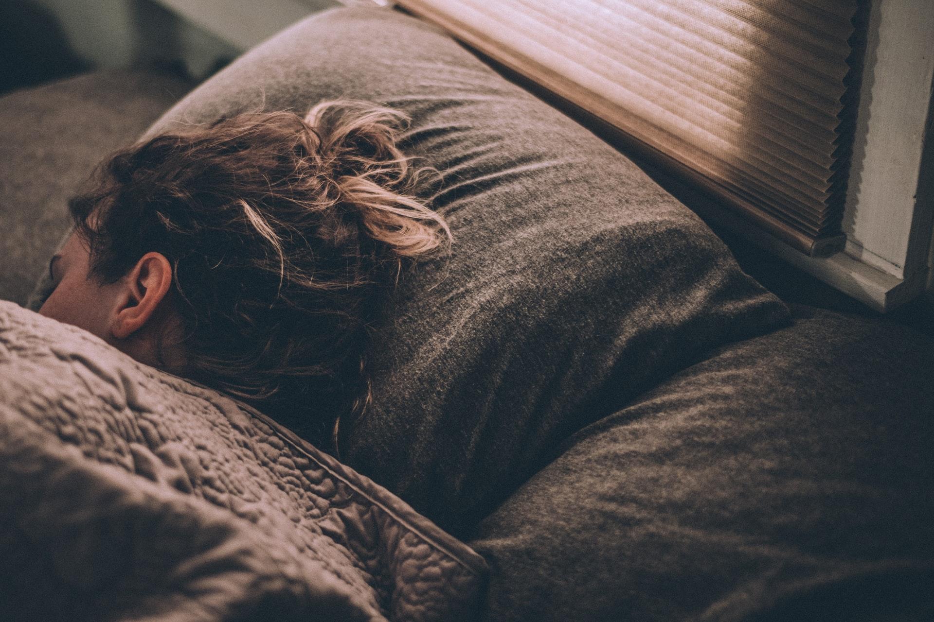 søvn problemer